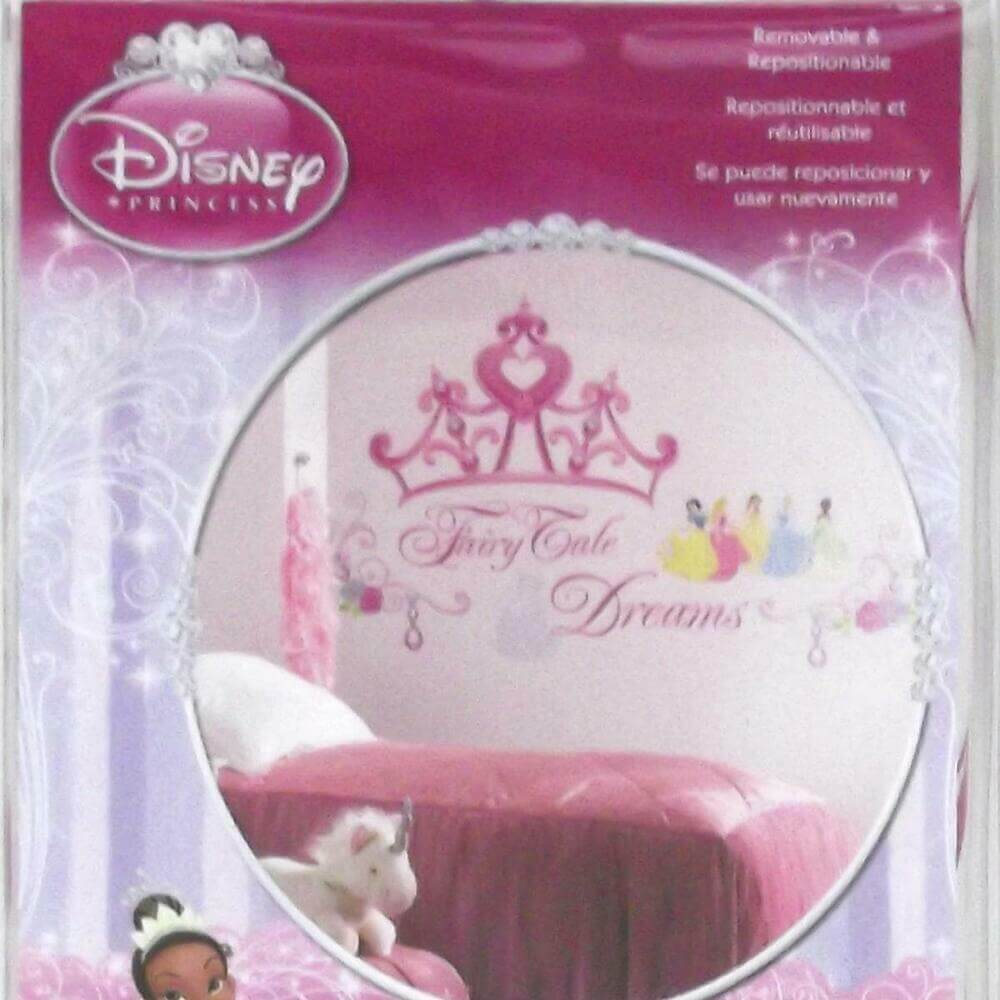 RoomMates Disney Princess Giant Klistermerke - 18 stk