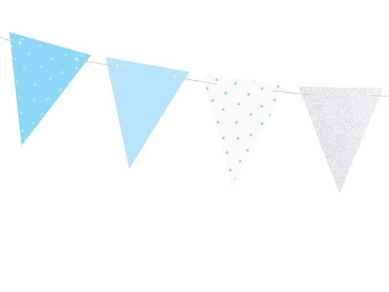1st Birthday Flaggbanner - 130 cm - Shop4kids.no