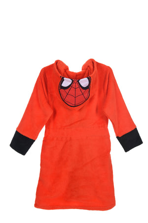 Spiderman Coral fleece Badekåpe - Red
