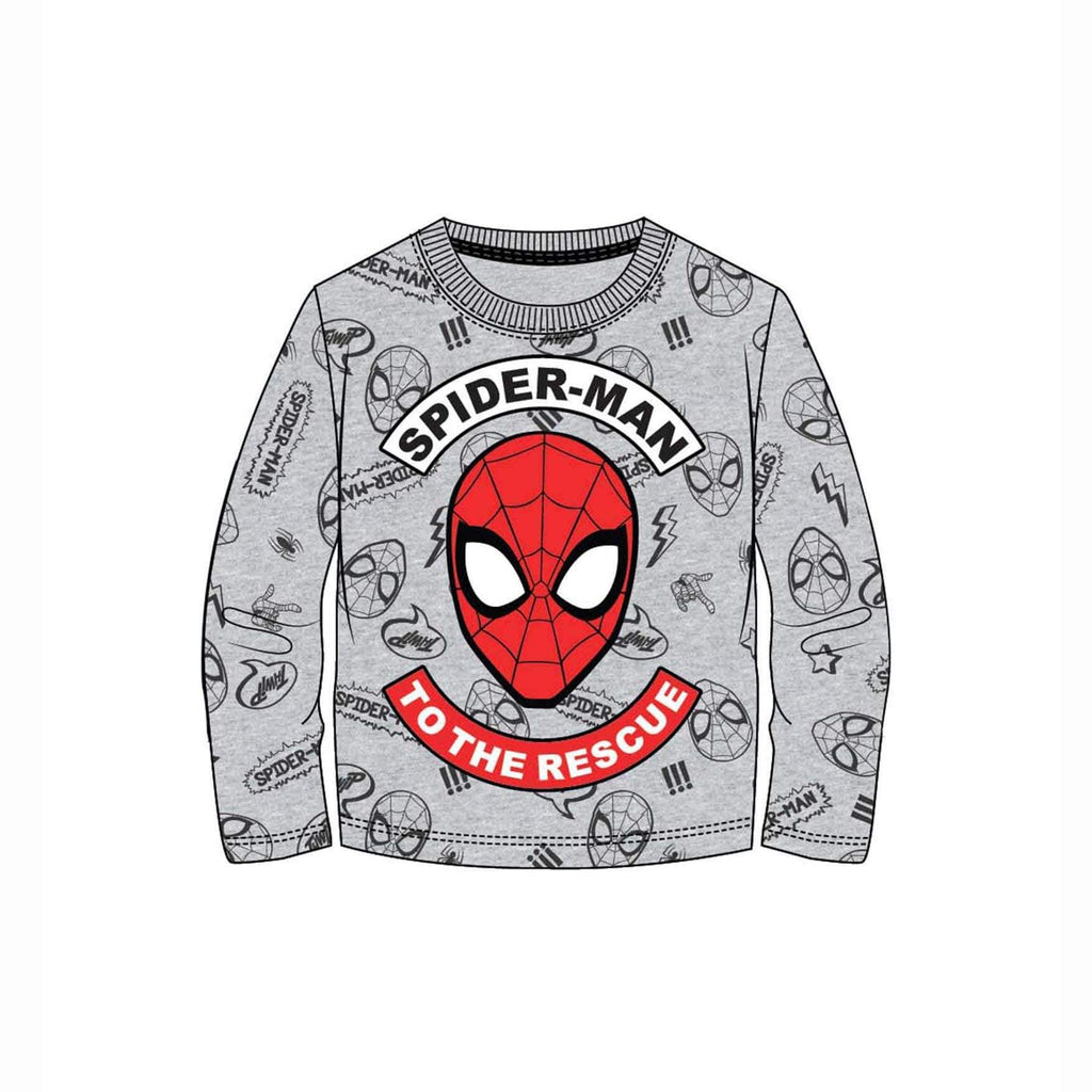 Spiderman T skjorte Blå | shop4kids.no – Shop4kids.no