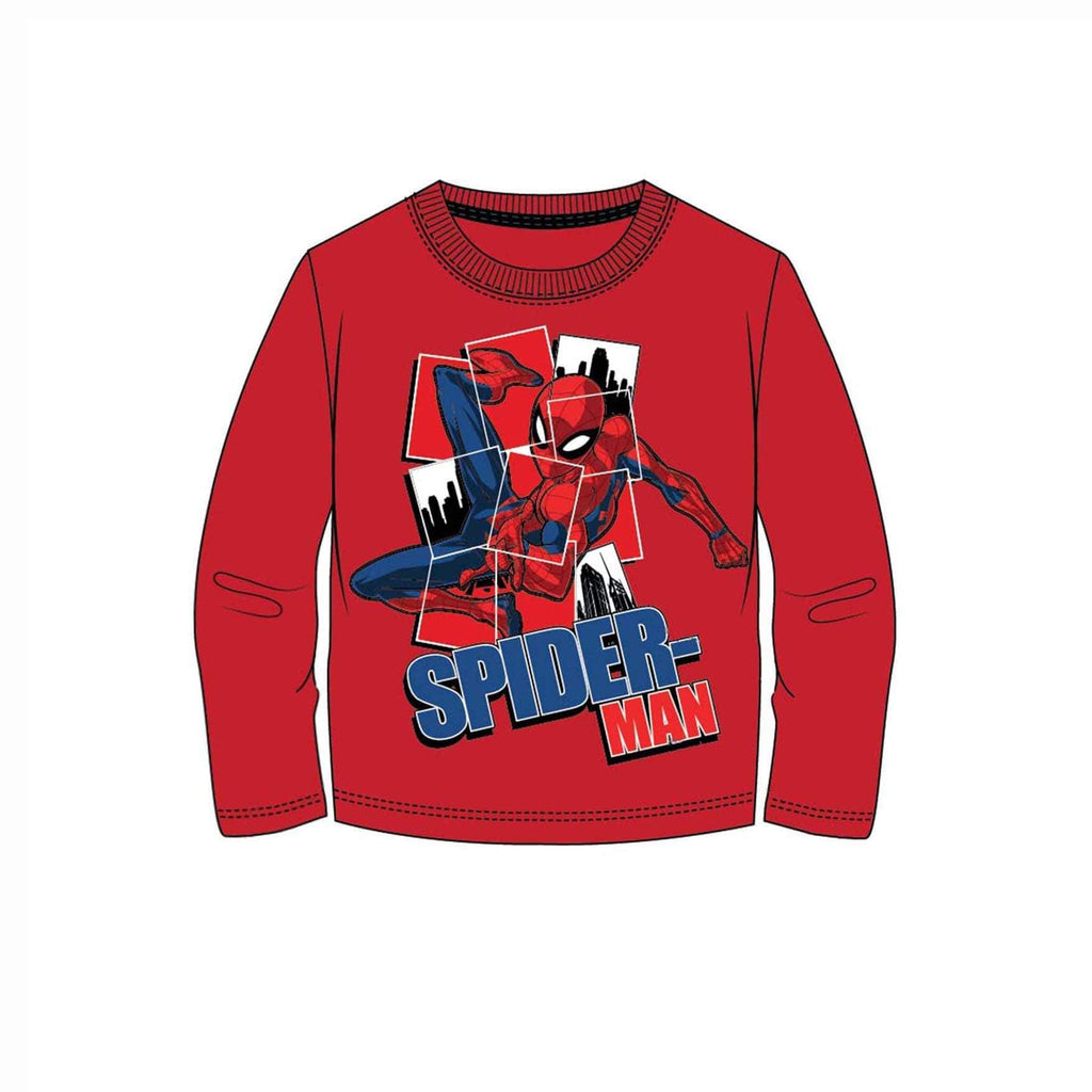 Spiderman T-skjorte - Red