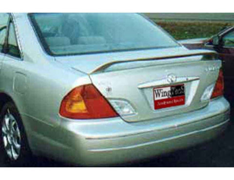 Painted Fiberglass Spoiler LIGHTED for TOYOTA AVALON 2000-2004 POST Pre-Drilled