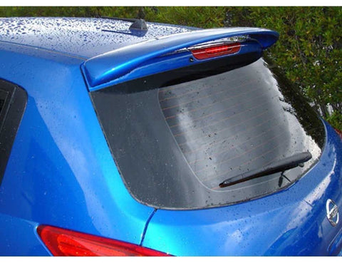 Painted Custom Style Spoiler NO LIGHT for NISSAN VERSA HATCHBACK 2006-2013 POST