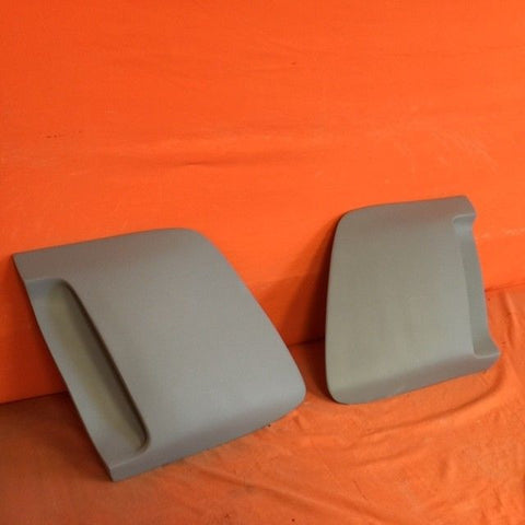 1967-1968 Fits: Ford Mustang Fastback Eleanor Style Fiberglass Lower Scoops