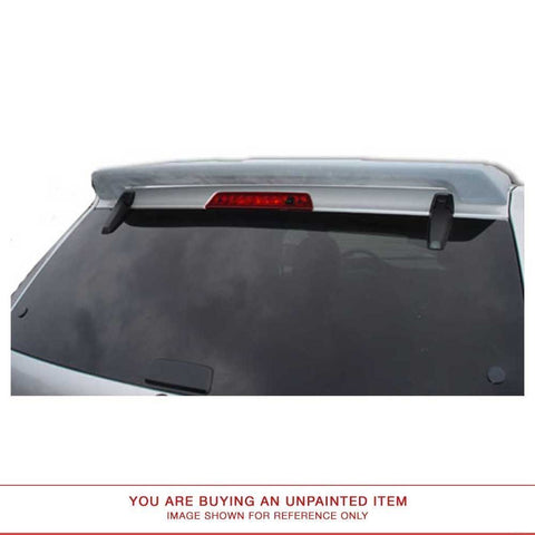 Unpainted Custom Style Spoiler NO LIGHT for JEEP GRAND CHEROKEE 2005-2010 ROOF