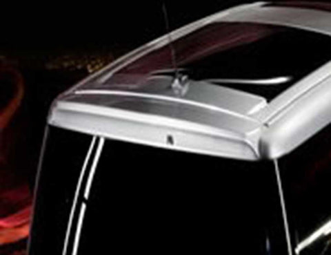 Painted Factory Style Spoiler NO LIGHT for FORD FLEX 2009 & UP ROOF Pre-Drilled
