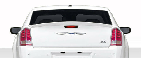 2011-2017 FITS: CHRYSLER 300 SRT LOOK REAR WING TRUNK LID SPOILER – 1 PIECE