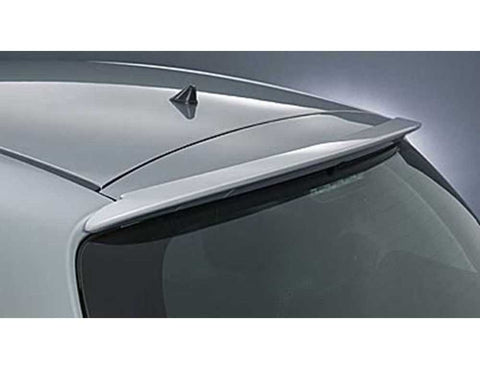 Painted Spoiler NO LIGHT for TOYOTA YARIS 3DR LIFTBACK 2006-2011 LIP ABS PLASTIC