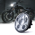 "5.75"" 5-3/4"" H4 Motorcycle Projector Daymaker LED HID Light Headlight for Harley"