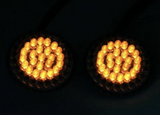 $49 ONLY! Amber Front 1157 Bullet Style Turn Signals or Red Rear 1156 Bullet Style Turn Signals