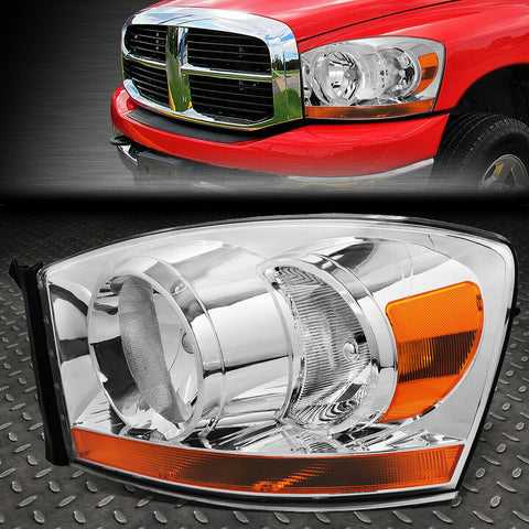 FOR 07-10 DODGE RAM TRUCK OE STYLE FRONT DRIVING HEADLIGHTS LAMP