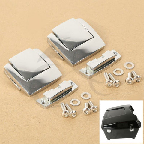 Tour Pack Pak Latches For Harley Touring Classic Electra Glide Ultra Razor FLHX FLTR 80-13