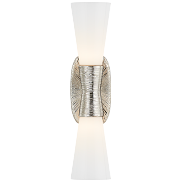 Utopia Small Double Bath Sconce