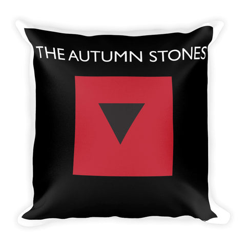 Autumn Stones Band Pillow