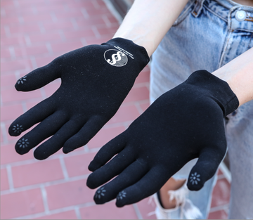 Silver Ion Reusable Gloves
