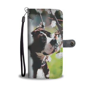 Personalized Boxer Wallet Phone Case