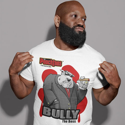 "Bully ""The Boss"" Bloody Paw T-Shirt"
