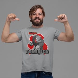 "Dominick ""The Dane"" Bloody Paw T-Shirt"