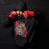 "Tony ""The Rott"" Bloody Paw Hooded Sweatshirt"