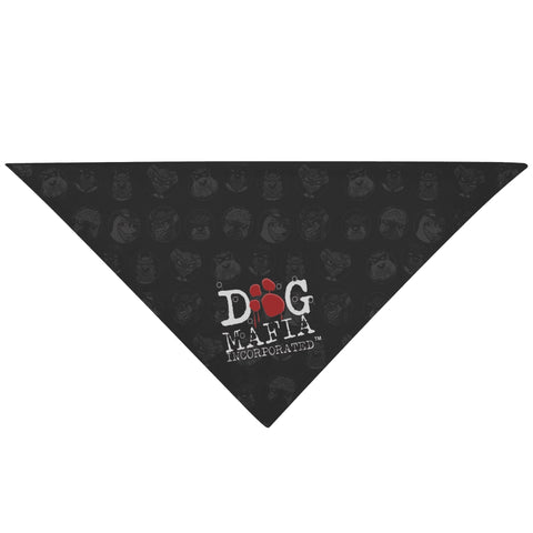 Dog Mafia Inc Dog Bandana Dog Bandana teelaunch Dog Bandana