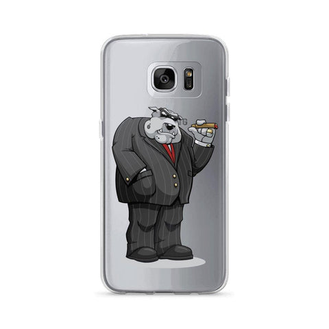 "Bully ""The Boss"" Samsung Case Phone Cases Printful Samsung Galaxy S7 Edge"