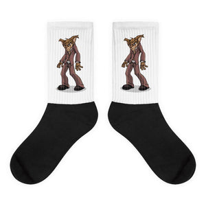 "Vito ""The Puppy Dog"" Socks Socks Printful M"