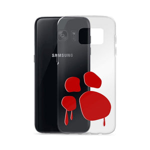 Bloody Paw Samsung Case Phone Cases Printful