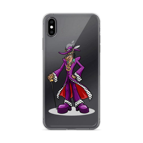 Pimp Dog iPhone Case Phone Cases Printful iPhone XS Max