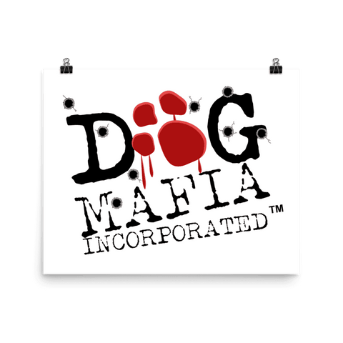 Dog Mafia Inc Poster - Dog Mafia Gear