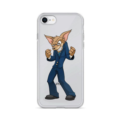 "Image of Vinny ""The Chi"" iPhone Case Phone Cases Printful iPhone 7/8"