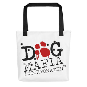 Dog Mafia Inc Tote Bag Bags Printful Default Title