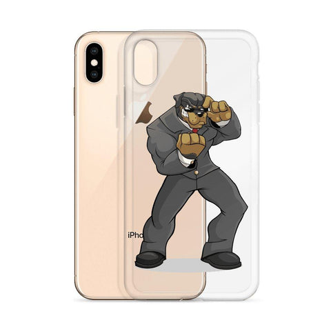 "Image of Tony ""The Rott"" iPhone Case iPhone Case Phone Cases Printful"