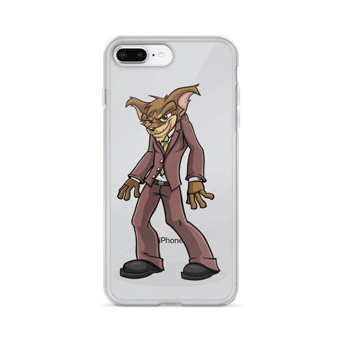 "Image of Vito ""The Puppy Dog"" iPhone Case Phone Cases Printful iPhone 7 Plus/8 Plus"