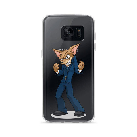"Image of Vinny ""The Chi"" Samsung Case Phone Cases Printful Samsung Galaxy S7"