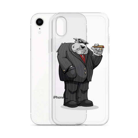"Bully ""The Boss"" iPhone Case Phone Cases Printful"