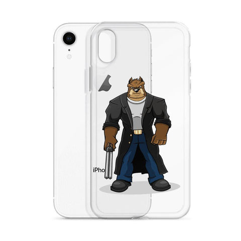 "Boris ""The Butcher"" iPhone Case Phone Cases Printful"