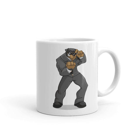 "Tony ""The Rott"" Mug Mugs Printful 11oz"