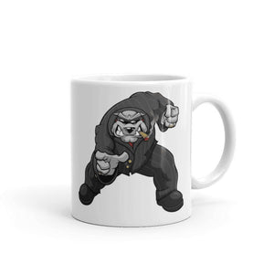 "Bully ""The Boss"" Pointing Mug Mugs Printful 11oz"