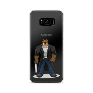 "Boris ""The Butcher"" Samsung Case Phone Cases Printful Samsung Galaxy S8+"