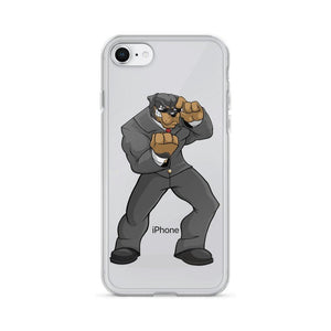 "Tony ""The Rott"" iPhone Case iPhone Case Phone Cases Printful iPhone 7/8"