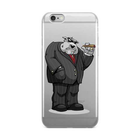 "Bully ""The Boss"" iPhone Case Phone Cases Printful iPhone 6 Plus/6s Plus"