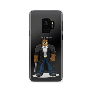 "Boris ""The Butcher"" Samsung Case Phone Cases Printful Samsung Galaxy S9"