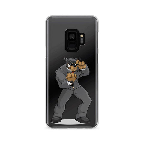 "Tony ""The Rott"" Samsung Case Phone Cases Printful Samsung Galaxy S9"