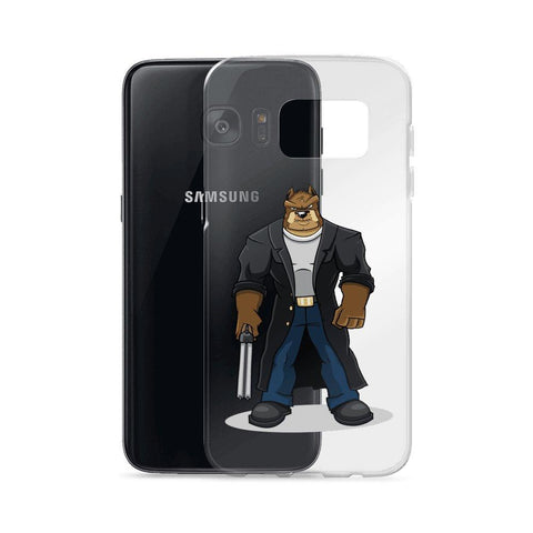 "Image of Boris ""The Butcher"" Samsung Case Phone Cases Printful"