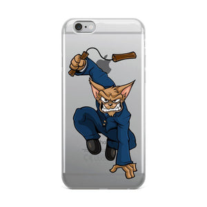 "Vinny ""The Chi"" Nunchucks iPhone Case Phone Cases Printful iPhone 6 Plus/6s Plus"
