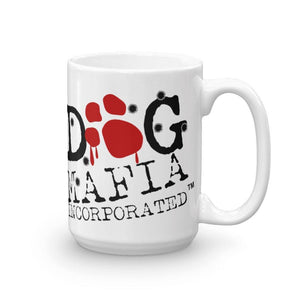 Dog Mafia Inc Mug Mugs Printful 15oz