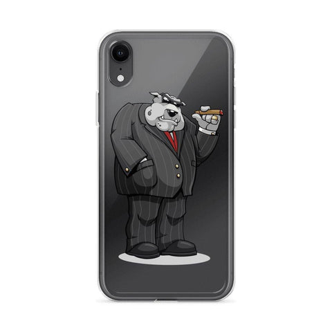 "Bully ""The Boss"" iPhone Case Phone Cases Printful iPhone XR"