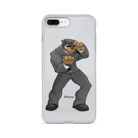 "Tony ""The Rott"" iPhone Case iPhone Case Phone Cases Printful iPhone 7 Plus/8 Plus"