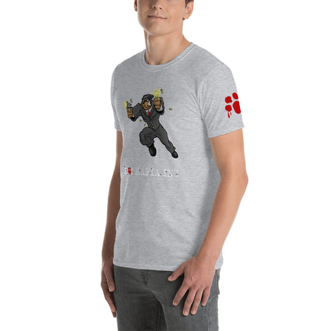 "Image of Tony ""The Rott"" Jumping Gun T-Shirt"