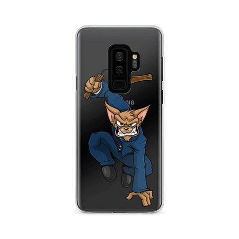 "Image of Vinny ""The Chi"" Nunchucks Samsung Case Phone Cases Printful Samsung Galaxy S9+"